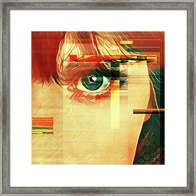 Cellmate 9450 Framed Print