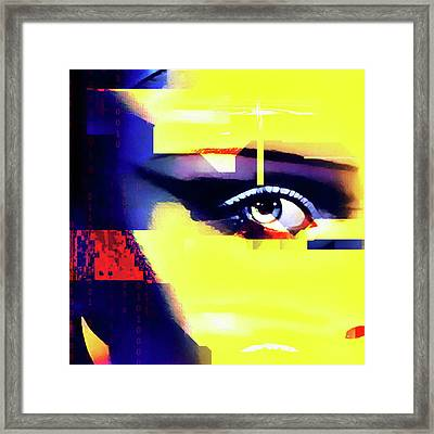 Cellmate 0091 Framed Print