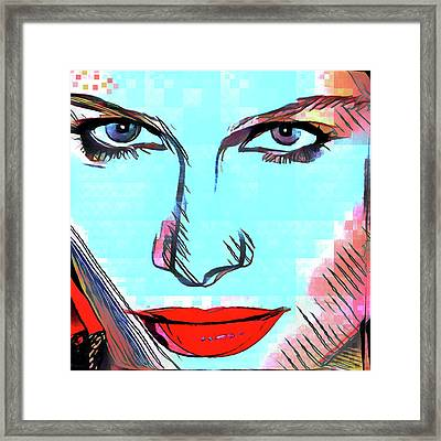 Cellmate 0194 Framed Print