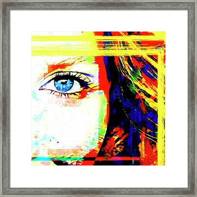Cellmate 0483 Framed Print