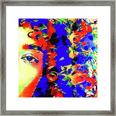 Cellmate 3944 Framed Print