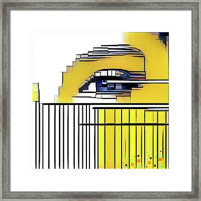 Cellmate 9504 Framed Print