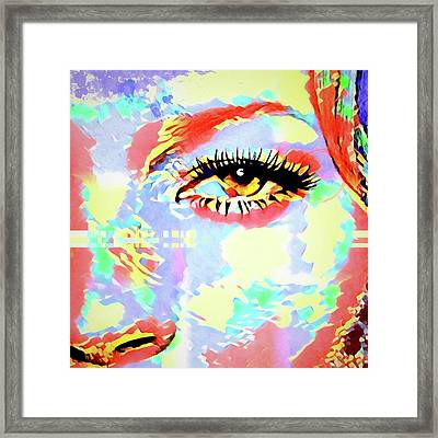Cellmate 9865 Framed Print