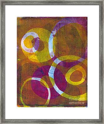 Cells 2 Framed Print