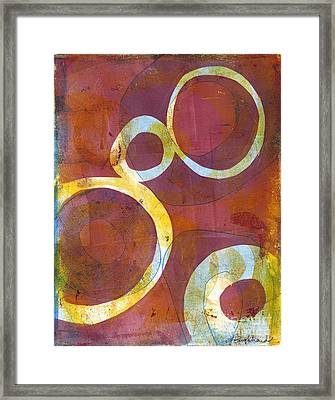 Cells I Framed Print