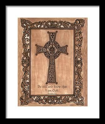 Celtic Framed Prints