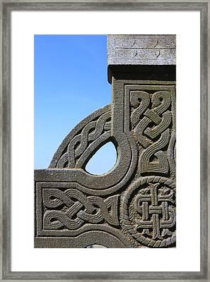 Celtic Framed Print by Joe Burns