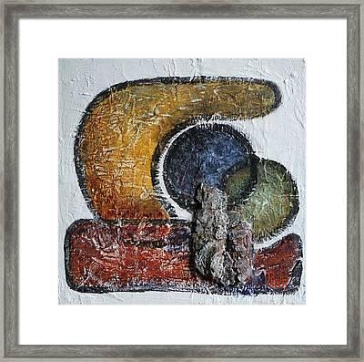 Celtic Sunrise - Ppls-2868-2848 Framed Print