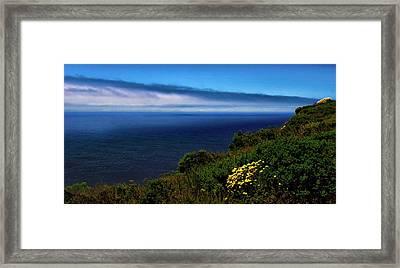 Central Coast Beach 3 Framed Print by Joseph Hollingsworth