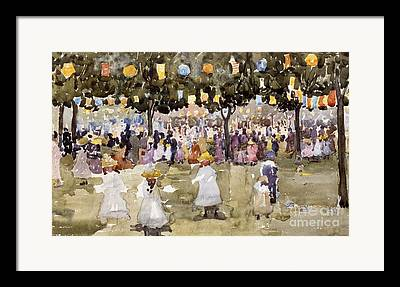 Prendergast Framed Prints