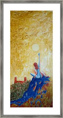 Central Park Venus No. 5.  Framed Print by Michael  Price