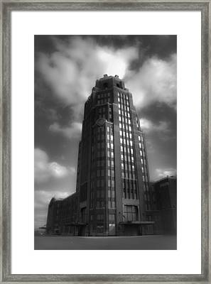 Central Terminal Framed Print by Chuck Alaimo