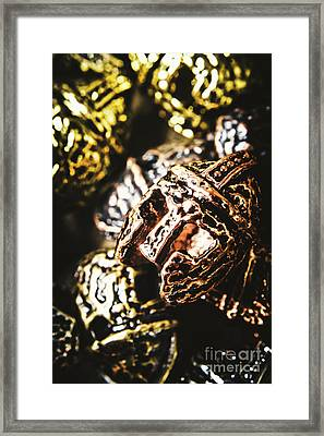 Centurion Of Battle Framed Print by Jorgo Photography - Wall Art Gallery