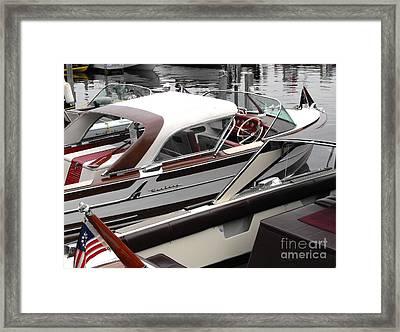 Century Coronado Framed Print
