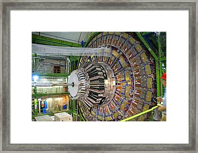 Cern 2 Framed Print