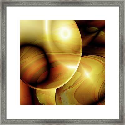 Certification Kayla 01 Framed Print by Steve Sperry