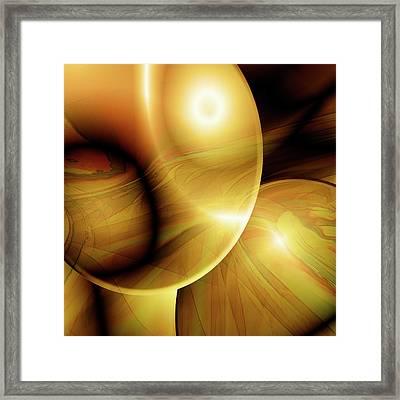Certification Kayla 02 Framed Print by Steve Sperry