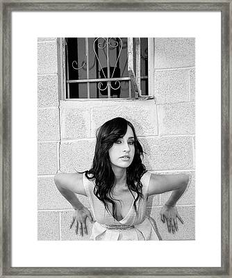 Cesira Palm Springs Framed Print