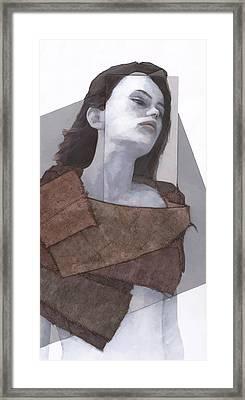 Cessair Framed Print by Steve Mitchell