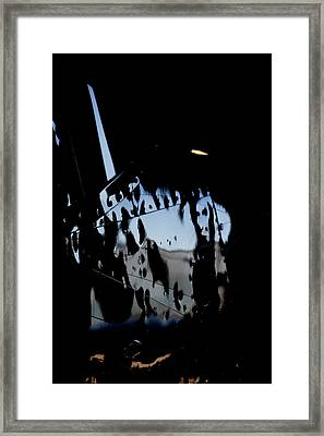 Framed Print featuring the photograph Cessna Art I by Paul Job
