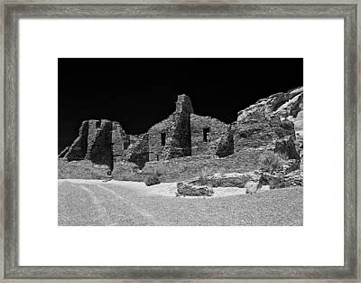 Chaco Fourteen Framed Print by Paul Basile