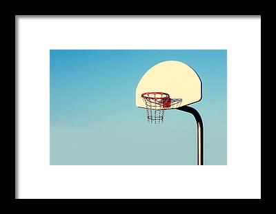 Hoop Framed Prints