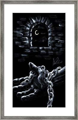 Chains Framed Print