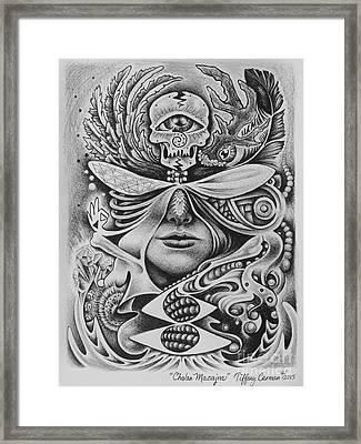 Chalan Macajna Framed Print