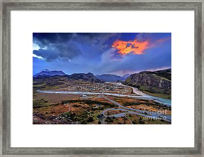 Chalten-03 Framed Print by Bernardo Galmarini