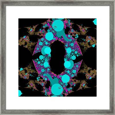 Chamention Framed Print