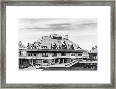 Champlain College 1 Framed Print by University Icons
