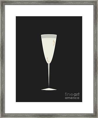 Champs Framed Print by Julia Garcia