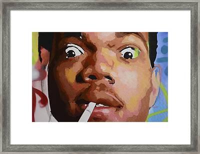 Chance Framed Print