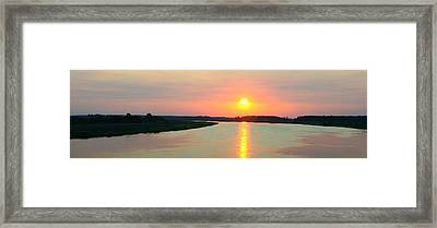 Chance Vision Framed Print