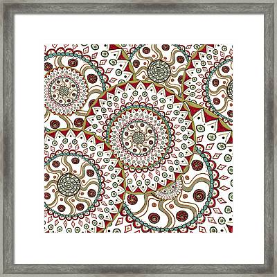 Change II Framed Print by Signe  Beatrice