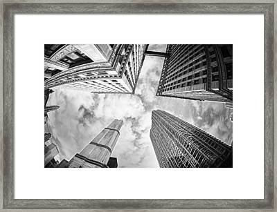 Change Of Perspective Framed Print