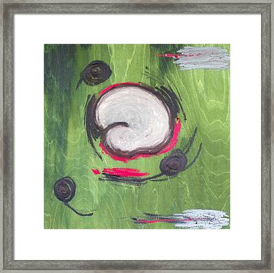 Changes Framed Print by Erika Brown