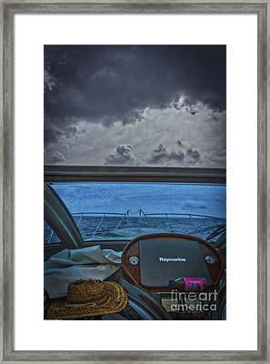Changes In Latitude Framed Print by Mitch Shindelbower