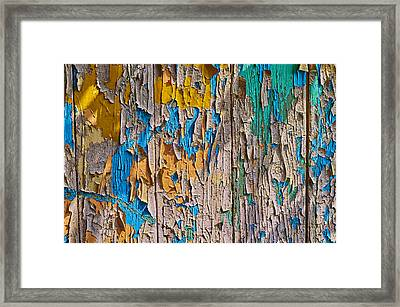 Changes Framed Print by Tgchan