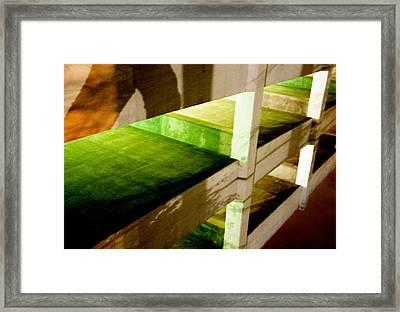 Lot Light Framed Print