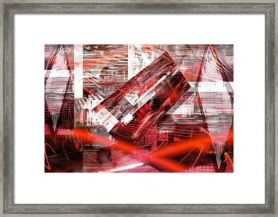 Changing Ideas Framed Print