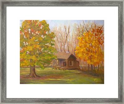 Changing Season Framed Print