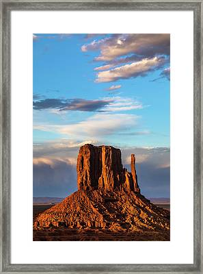 Changing Sky II Framed Print by James Marvin Phelps