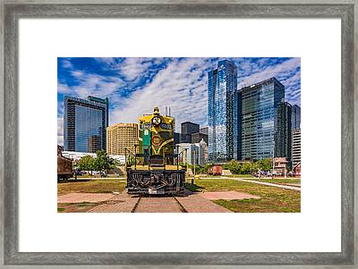 Changing Times 4 Framed Print