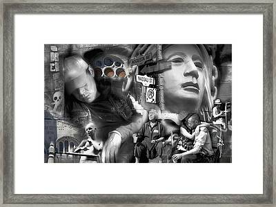 Changing Times Framed Print by Bob Salo