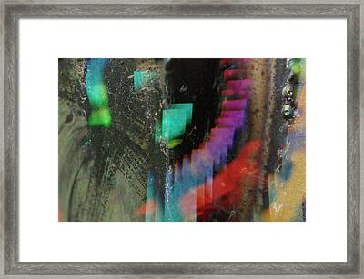 Chaos In Solitude IIi Framed Print