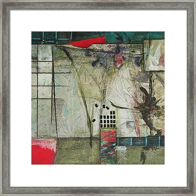 Chaotic Comforts Framed Print