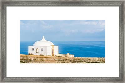 Chapel Of Memory Framed Print