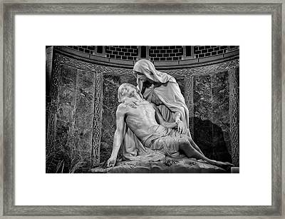 Chapel Of The Pieta 2 Framed Print