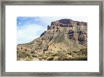 Chapel Parador Tenerife Framed Print